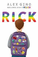Cover image for Rick / Alex Gino.