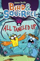 Cover image for All tangled up / James Burks.