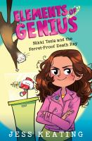 Cover image for Nikki Tesla and the ferret-proof death ray / Jess Keating ; illustrated by Lissy Marlin.