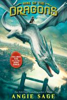 Cover image for Rise of the dragons. Book 1 / Angie Sage.