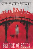 Imagen de portada para Bridge of souls / Victoria Schwab.