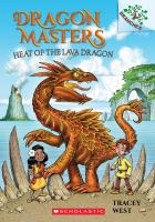 Cover image for Heat of the lava dragon / by Tracey West ; illustrated by Graham Howells.