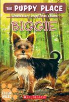 Cover image for Biggie / Ellen Miles.