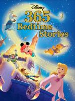 Cover image for Disney 365 bedtime stories.