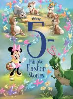 Cover image for 5-minute Easter stories.