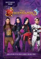 Cover image for Descendants 3 : the novelization / adapted by Carin Davis.