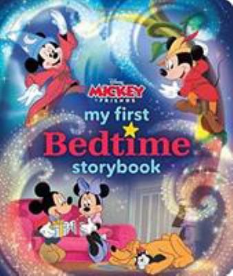 Cover image for Disney Mickey & Friends. My first bedtime storybook.