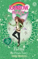 Cover image for Padma the pirate fairy / by Daisy Meadows.