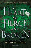 Cover image for A heart so fierce and broken / by Brigid Kemmerer.