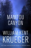 Cover image for Manitou Canyon [text (large print)] / William Kent Krueger.