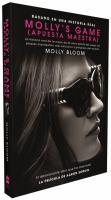 Cover image for Molly's game = Apuesta maestra : la historia real de la mujer de 26 años detrás del juego de póquer clandestino más exclusivo y peligroso del mundo / Molly Bloom.