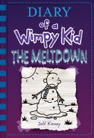 Cover image for Diary of a wimpy kid. The meltdown / by Jeff Kinney.
