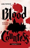 Cover image for Blood countess / Lana Popovic.