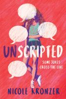 Cover image for Unscripted / Nicole Kronzer.