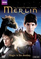 Cover image for Merlin. The complete first season / Shine Limited ; produced by Julian Murphy, Johnny Capps, Jake Michie and Julian Jones ; written by Julian Jones, Jake Michie, Howard Overman, Ben Vanstone ; directed by Ed Fraiman, James Hawes, Jeremy Webb, Dave Moore, Stuart Orme.