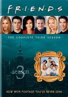 Cover image for Friends. The complete third season.