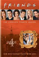 Cover image for Friends. The complete fourth season / Bright/Kauffman/Crane Productions ; Warner Bros. Television.