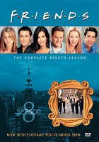 Cover image for Friends. The complete eighth season.