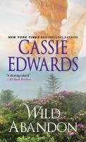 Cover image for Wild abandon / Cassie Edwards.