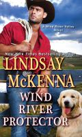 Cover image for Wind River protector / Lindsay McKenna.