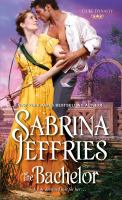 Cover image for The bachelor / Sabrina Jeffries.