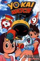 Cover image for Yo-kai watch. 9, Toothache / story and art by Noriyuki Konishi ; original concept and supervised by Level-5 Inc. ; translation/Tetsuichiro Miyaki ; English adaptation/Aubrey Sitterson.