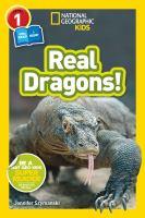 Cover image for Real dragons! / Jennifer Szymanski.