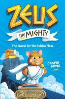 Cover image for The quest for the golden fleas / Crispin Boyer ; illustrated by Andy Elkerton.