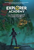 Cover image for The tiger's nest / Trudi Trueit.