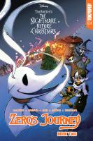 Cover image for Zero's journey. Book two / written by D.J. Milky ; cover by Kiyoshi Arai ; storyboards and pencils by Kei Ishiyama ; inks by David Hutchison ; colors by Dan Connor.
