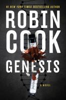 Cover image for Genesis [text (large print)] / Robin Cook.