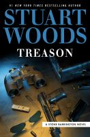 Cover image for Treason / Stuart Woods.