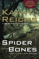 Cover image for Spider bones / Kathy Reichs.