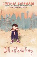 Cover image for Half a world away / Cynthia Kadohata.