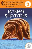 Cover image for Extreme survivors / Connie and Peter Roop.