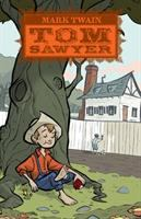 Cover image for Tom Sawyer / Mark Twain ; adapted by Tim Mucci, writer, Rad Sechrist, artist ; [produced by Ben Caldwell].