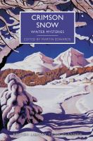 Cover image for Crimson snow : winter mysteries / edited by Martin Edwards.