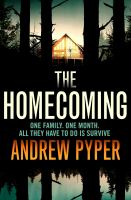 Cover image for The homecoming / Andrew Pyper