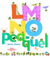 Cover image for LMNO pea-quel / Keith Baker.