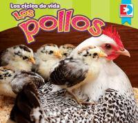 Cover image for Los pollos / Maria Koran.