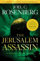 Cover image for Jerusalem assassin.
