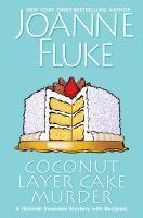 Cover image for Coconut layer cake murder / Joanne Fluke.