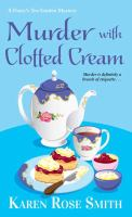 Imagen de portada para Murder with clotted cream / Karen Rose Smith.