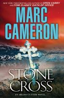Cover image for Stone cross / Marc Cameron.