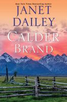 Cover image for Calder brand / Janet Dailey.