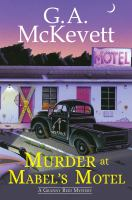 Cover image for Murder at mabel's motel