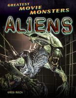 Cover image for Aliens / Greg Roza.