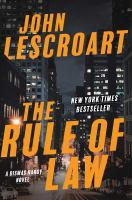 Cover image for The rule of law / John Lescroart.