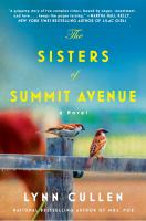 Cover image for The sisters of Summit Avenue / Lynn Cullen.