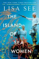 Cover image for The island of sea women [kit] / Lisa See.